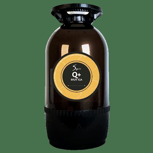 Beer Q+ Brut Keg
